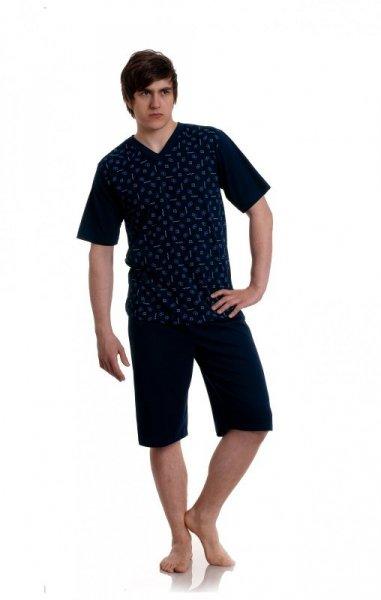 Gucio męska 943 4XL piżama męska