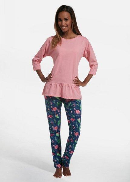 Cornette 183/200 Flamningo 2 piżama damska