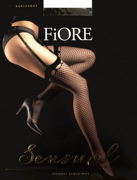 Fiore Burlesque O 4056 Kabaretka pończochy