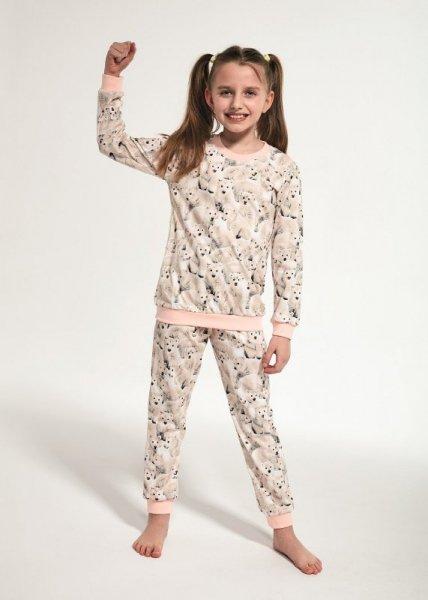 Cornette Kids Girl 032/118 Polar 86-128 piżama dziewczęca