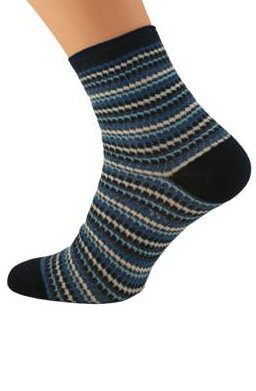 Bratex 5506 Lady Socks bezuciskowe skarpetki