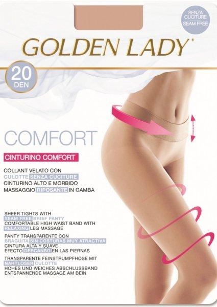 Golden Lady Comfort 20 den rajstopy