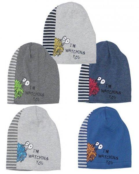 AJS 40-105 czapka dziecięca
