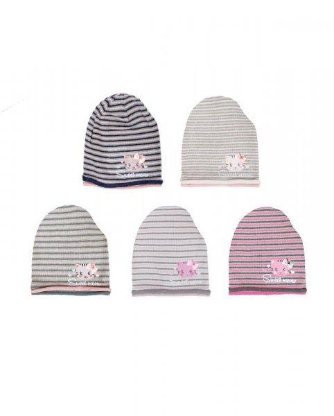 AJS 40-089 czapka dziewczęca