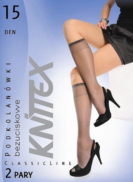 Knittex 15 den A'2 podkolanówki