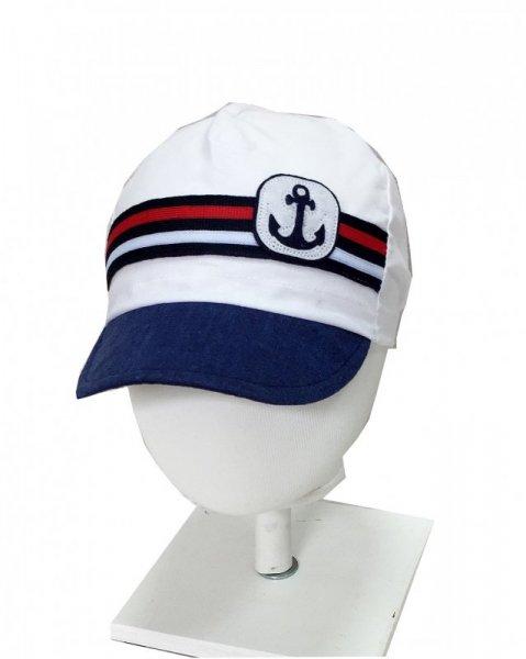 Elo Melo 605 czapka chłopięca