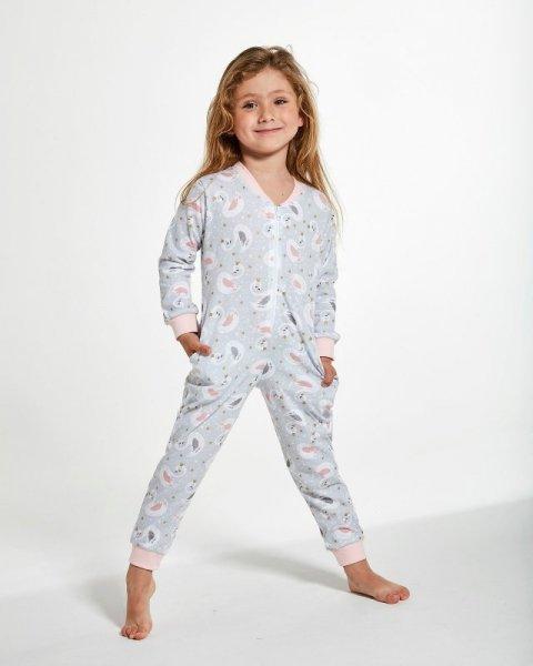 Cornette Young Girl 385/136 Young Swan 2 134-164 Kombinezon - piżama dziewczęca