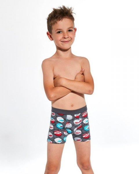Cornette Young Boy 700/103 Caps bokserki chłopięce