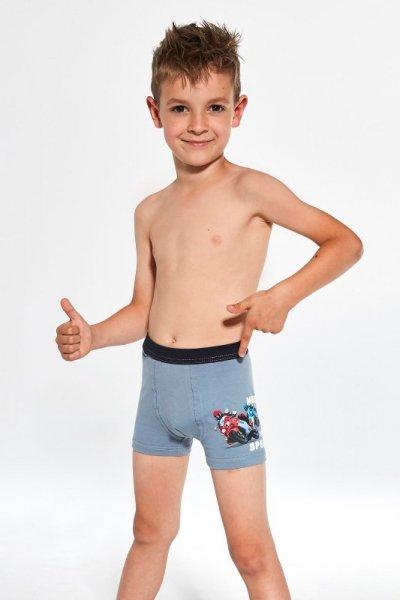 Cornette Young Boy 700/97 Need For Speed 2 bokserki chłopięce