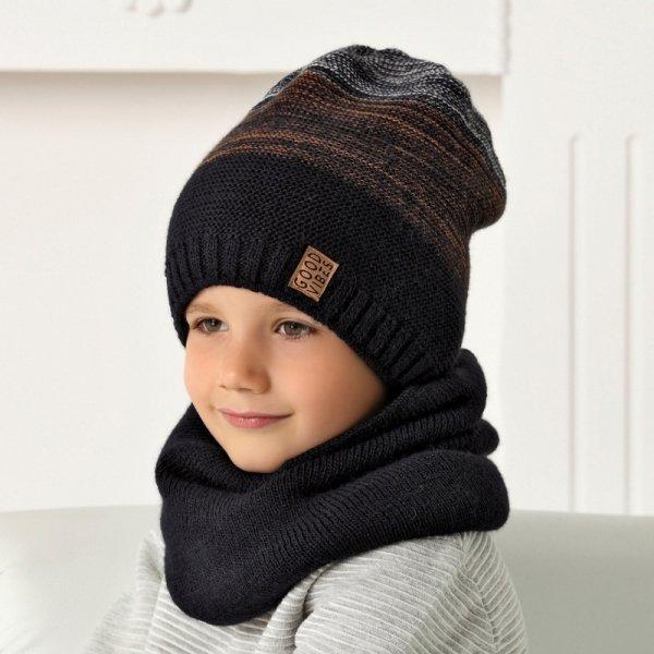 AJS 40-510 czapka chłopięca