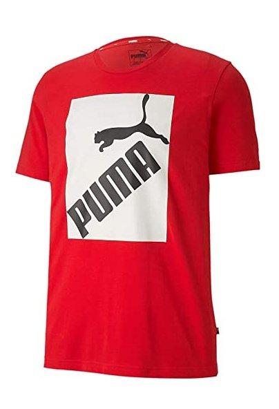 Puma 581386 Big Logo Tee koszulka męska