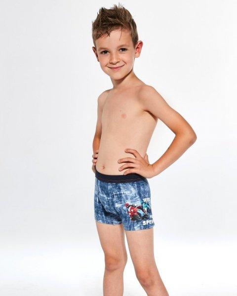 Cornette Kids Boy 701/96 Need For Speed bokserki chłopięce