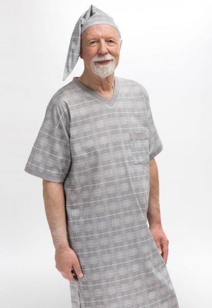 Martel 502 Krata Sylwester I męska koszula nocna