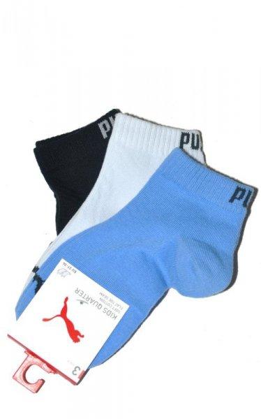 Puma 907375 Quarter Soft A'3 zakostki młodzieżowe