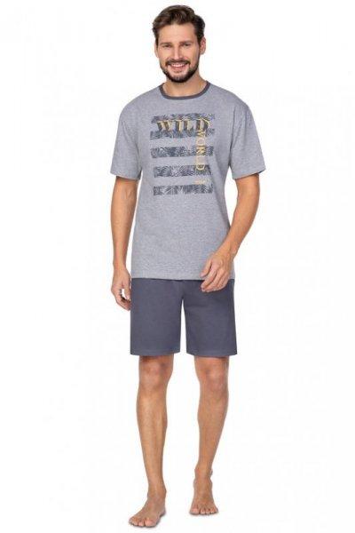 Regina 579 piżama męska plus size