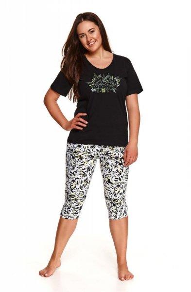 Taro Daria 2511 piżama damska plus size