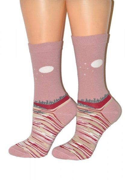 PRO Women Socks 25616 skarpetki