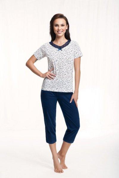 Luna 571 piżama damska 3XL