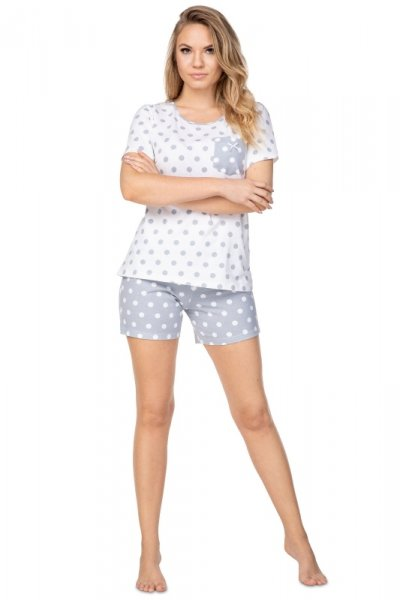 Regina 949 piżama damska plus size