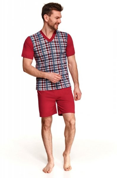 Taro Roman 001 piżama męska plus size