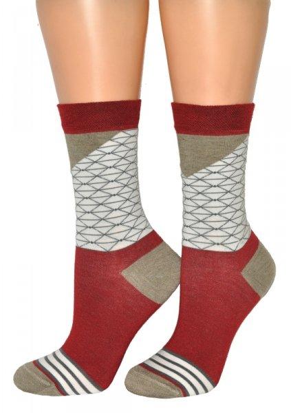 PRO Modal Women Socks 28601 skarpety damskie