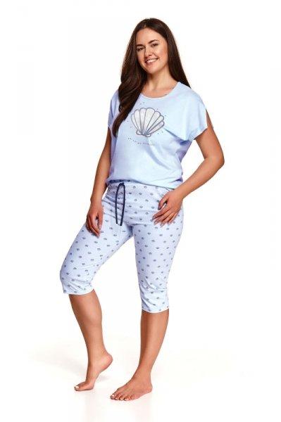 Taro Mona 2377 piżama damska plus size