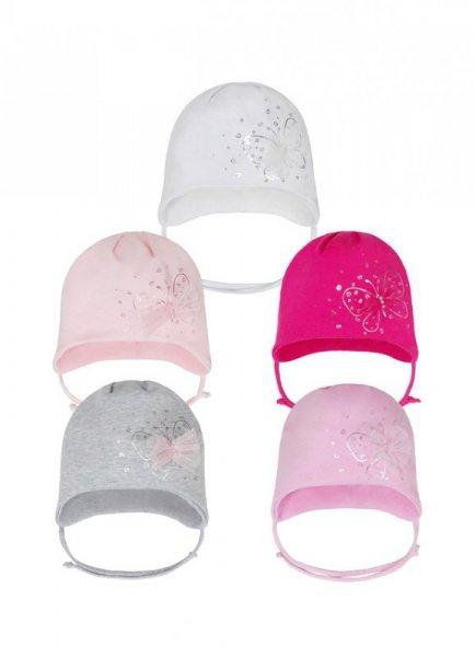 AJS 42-001 czapka dziewczęca