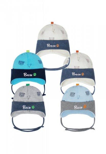 AJS 42-021 czapka chłopięca