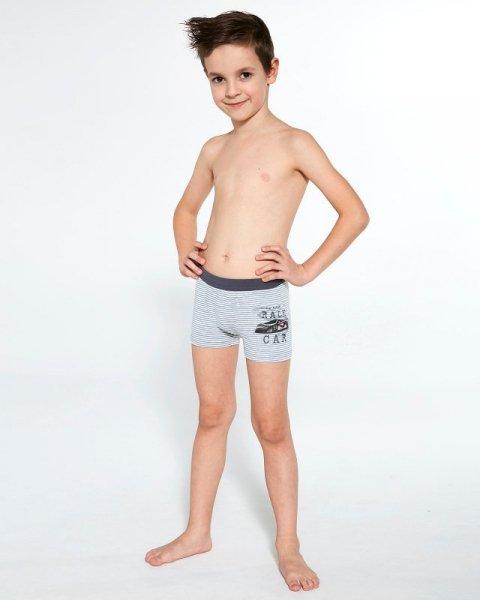 Cornette Kids Boy 701/106 Race Car 3 bokserki chłopięce