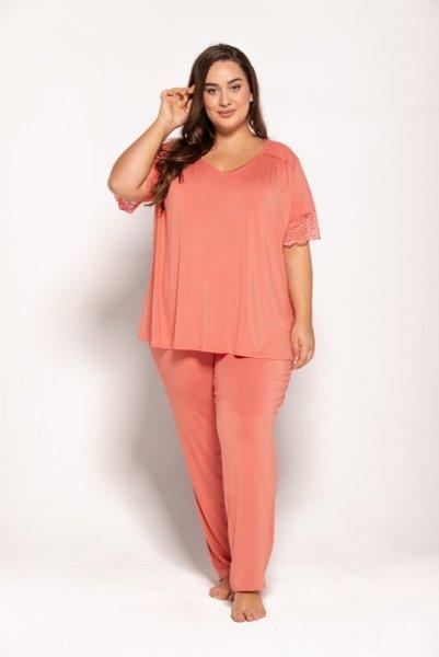 Babella Petra piżama damska plus size