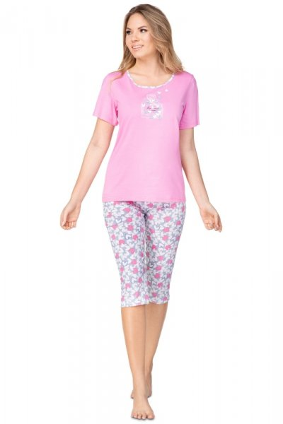 Regina 942 piżama damska plus size