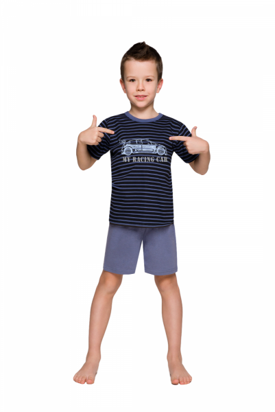 Taro Max 391 122-140 piżama chłopięca