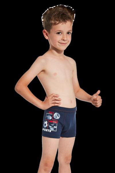 Cornette Kids Boy 701/98 Sport 2 bokserki chłopięce
