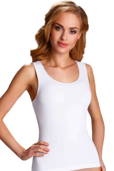 Eldar Tania Biała koszulka damska