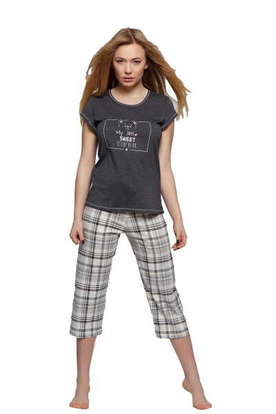 Sensis Grey Bear piżama damska