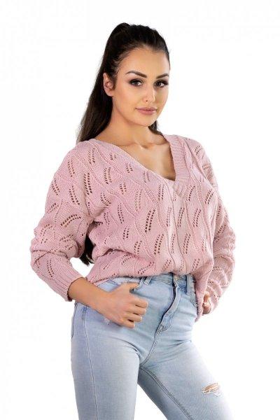 Merribel Gloris Powder sweter damski
