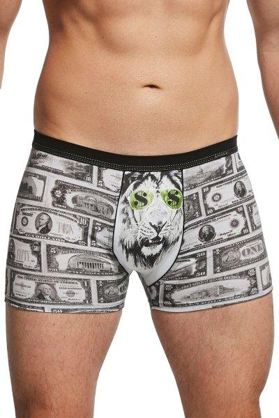Cornette Tatoo Dollars 280/167 bokserki męskie