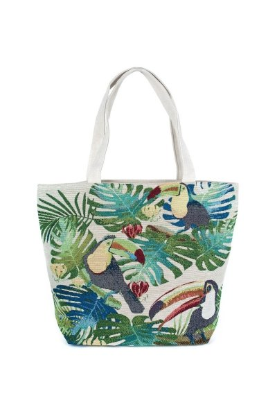 Art Of Polo 20225 Dżungla torba plażowa