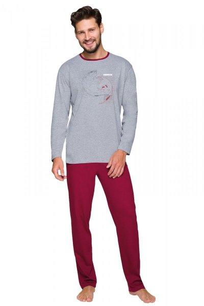 Regina 568 piżama męska plus size