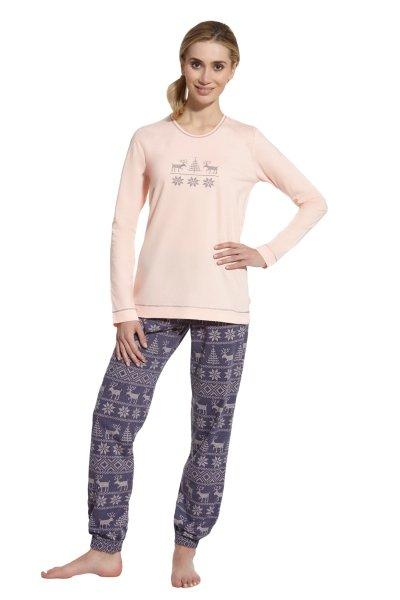 Cornette 673/43 Nordic piżama damska