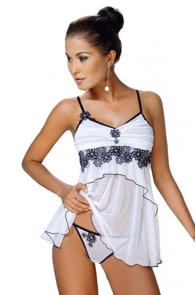 Irall Mirabelle White koszulka damska