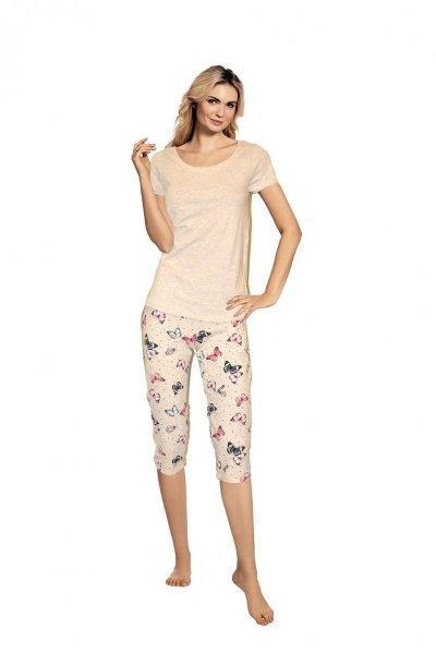 De Lafense 483 Mariposa piżama damska
