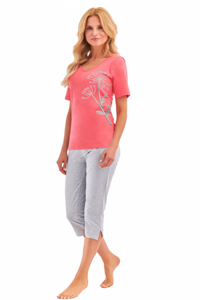 Taro Lila 2364 L'20 piżama damska