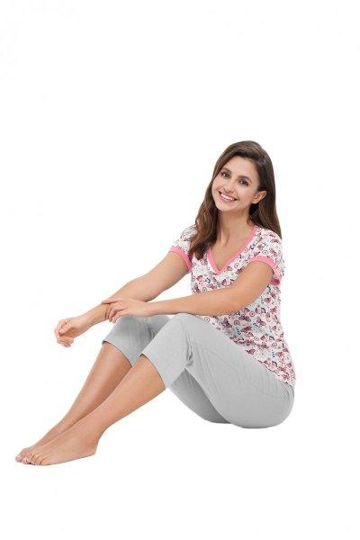Luna 473 piżama damska