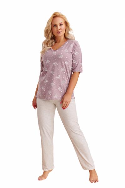 Taro Lidia 2465 piżama damska