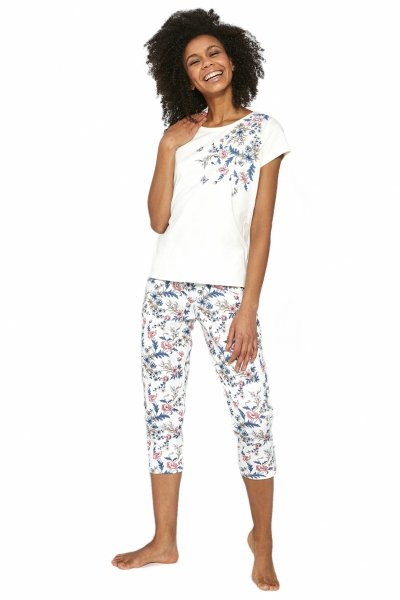 Cornette 670/200 Sophie piżama damska plus size