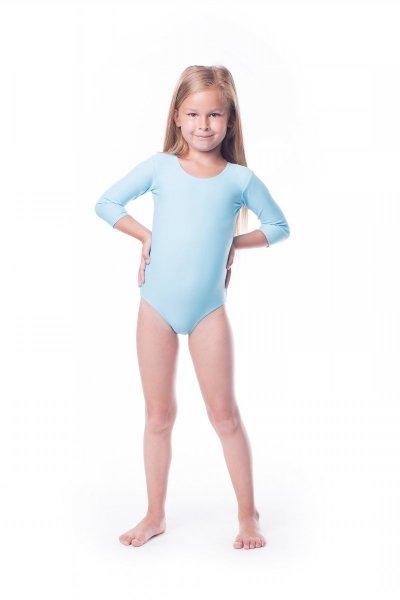 Shepa Body gimnastyczne lycra (B8) rękaw 3/4