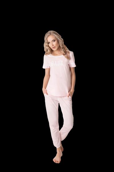 Aruelle Babe Long Pink piżama damska