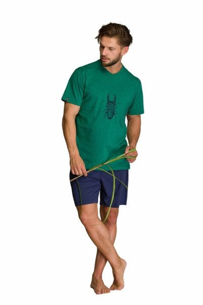 Key MNS 741 1 A21 piżama męska