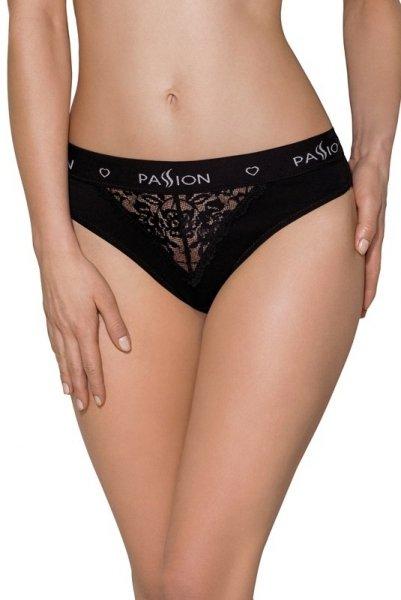 Passion PS001 black Figi damskie
